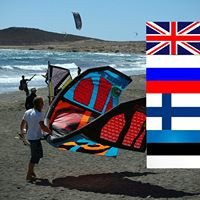 Learn Kitesurf  in Tenerife