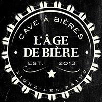 L'âge de bière - DIGNE LES BAINS