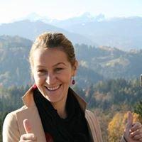 Sabina Vodlan - local guide in Slovenia