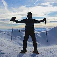 Gareth de Gazost. Accompagnateur en montagne. Raquettes à neige