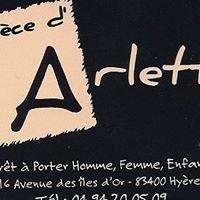 La Pièce d'Arlette