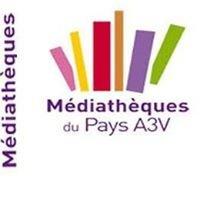 Réseau des médiathèques du pays A3V