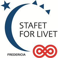 Stafet for livet i Fredericia