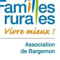 Familles Rurales Bargemon