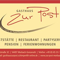 Gasthaus Zur Post Schimper Gonzerath