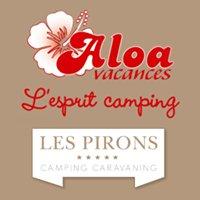 Aloa Vacances - Camping Les Pirons