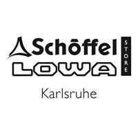 Schöffel-LOWA Store Karlsruhe