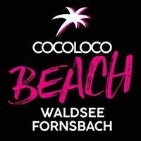 Coco-Loco Beach / Waldsee