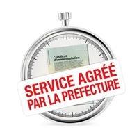 Service Carte Grise Saint Raphael