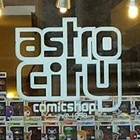 AstroCity Comic Shop