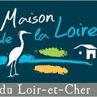 Maison de la Loire du Loir et Cher