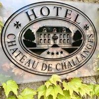 Hôtel Château de Challanges à Beaune en Bourgogne.