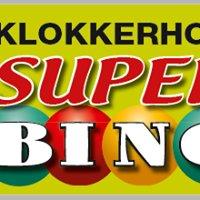 Klokkerholm Super Bingo