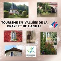 Tourisme en Vallées de la Braye et de l'Anille