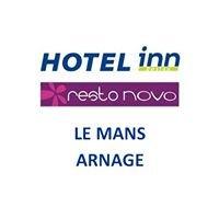 Hotel Inn Design Resto Novo - Arnage - Le Mans