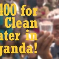 400 for Clean Water in Uganda