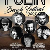 POLIN BEACH BAR