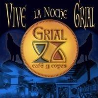 Grial Huelva - Café y Copas