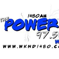 The Power 1480/97.5 WKND
