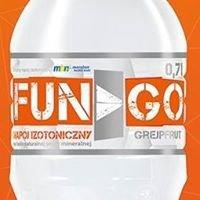 Fun>Go - Napój Izotoniczny