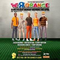 Orange - Sunday Clubbing