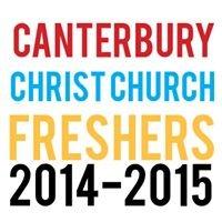 Canterbury Christ Church University Freshers 2014-15