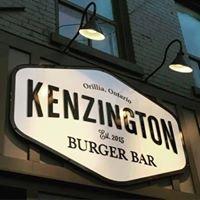 Kenzington Burger Bar Orillia
