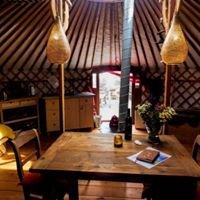 Texel Yurts - Piet en Ina Laan