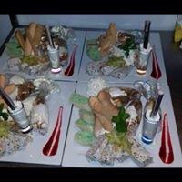 Bistro-lunchroom s Lands Bakkie