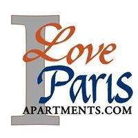 I Love Paris Apartments - Fan Page