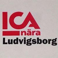 ICA nära Ludvigsborg