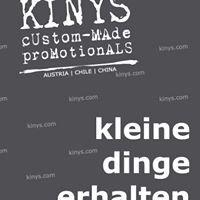 KINYS - Agentur für Werbemittel und Werbemitteldesign