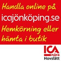 ICA Nära Hovslätt - Jönköpings LILLA mathall