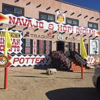 Navajo and Hopi Indian Arts and Crafts Center