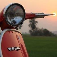 Vespa  Passione.  we love vespa