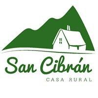San Cibrán En Carnota