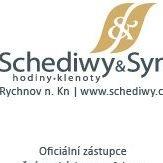Schediwy&Syn: Hodiny, klenoty