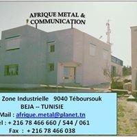 Afrique Metal Téboursouk
