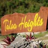 Taloa Heights
