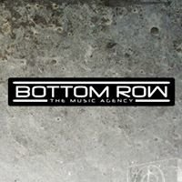 Bottom Row - the music agency