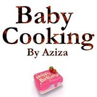 BABY Cooking by Aziza