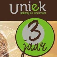 Bakkerij en lunchroom Uniek