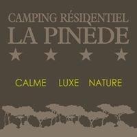 Camping Résidentiel la Pinède****