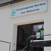 Campingplatz Rurthal von Abercron