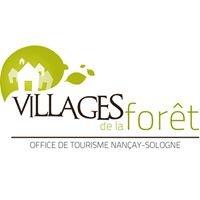 Office de Tourisme des Villages de la Forêt - Nançay (Cher)
