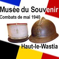Musée du souvenir Meuse 1940.haut-le-wastia