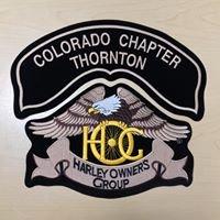 Colorado Chapter Thornton HOG #0432