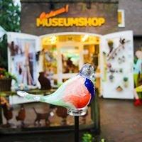 Botanische tuin TU delft/ Museumshop