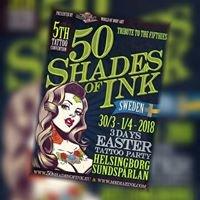 50 Shades of Ink