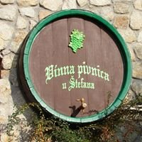 Vínna pivnica u Štefana